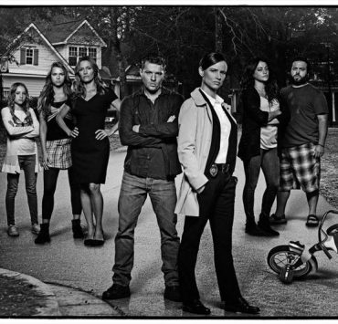 BELLA SHOUSE, INDIANA EVANS, KADEE STRICKLAND, RYAN PHILLIPPE, JULIETTE LEWIS, NATALIE MARTINEZ, DAN FOGLER Secrets And Lies Cast ABC