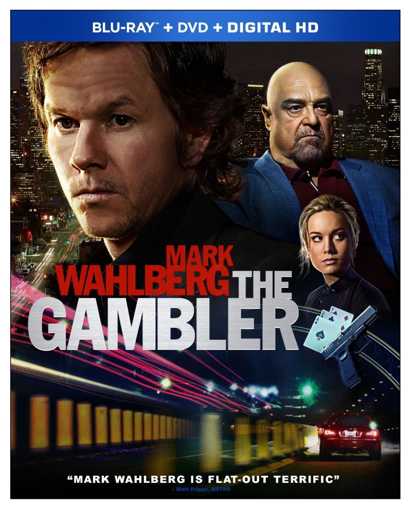 The Gambler Bluray DVD