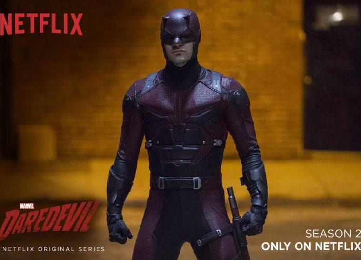 Daredevil Season 2 Netflix
