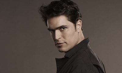 THE MESSENGERS Diogo Morgado