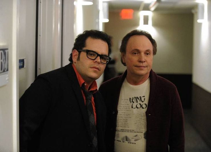 THE COMEDIANS FX Billy Crystal Josh Gad