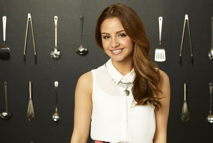AIMEE CARRERO Young & Hungry
