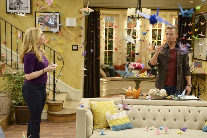 "MELISSA & JOEY - ""Call of Duty"" - Mel and Joe are so beside themselves that Ryder wants to join the Navy on the summer premiere of ""Melissa & Joey,"" airing Wednesday, June 3rd (8:00PM ET/PT) on ABC Family. (ABC Family/Eric McCandless) MELISSA JOAN HART, JOEY LAWRENCE"