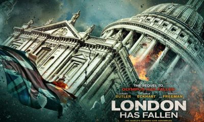 LONDON HAS FALLEN Movie Poster 2