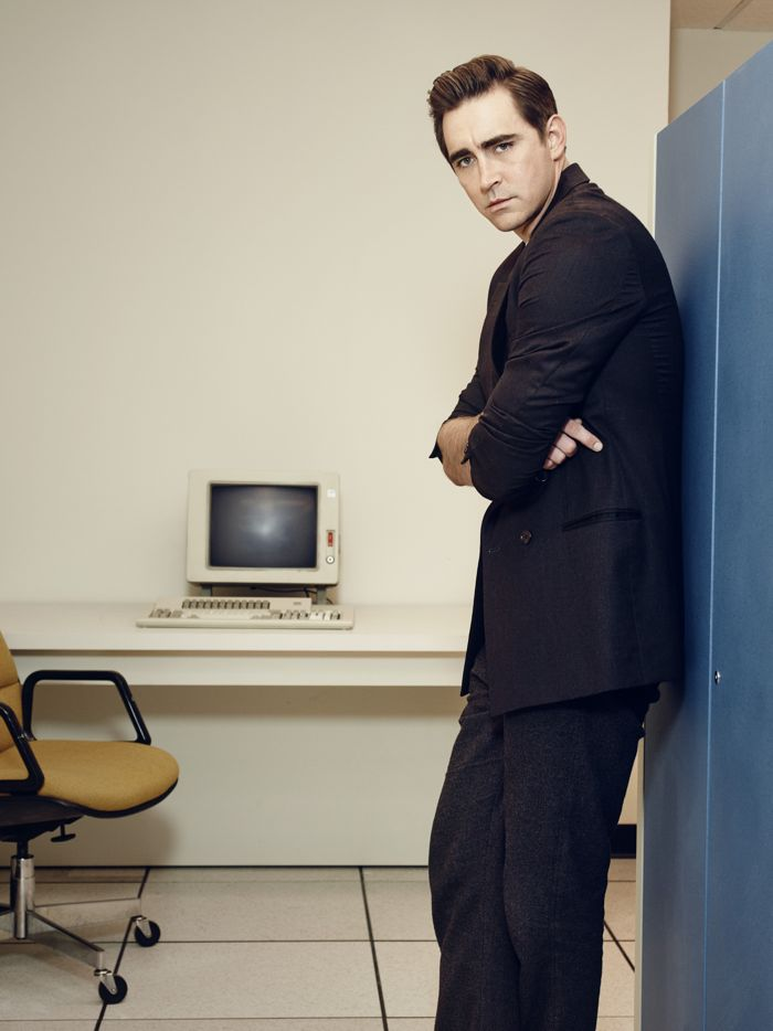 Lee Pace as Joe MacMillan - Halt and Catch Fire _ Season 2, Gallery - Photo Credit: Frank Ockenfels 3/AMC