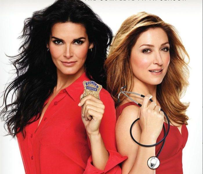 RIZZOLI & ISLES Season 5 DVD
