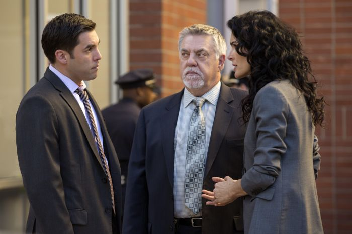 """RIZZOLI & ISLES"" ""The Platform"" / Ep 601 TNT Ph: Doug Hyun"