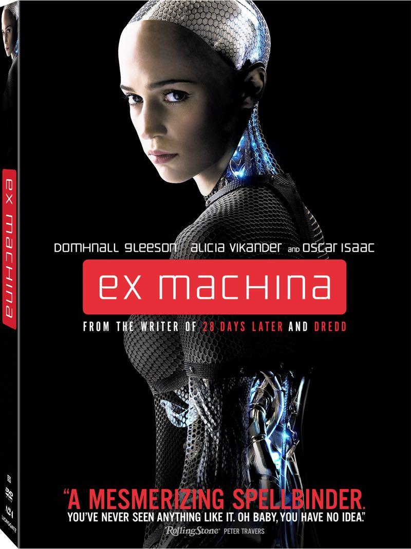 EX MACHINA DVD (1)