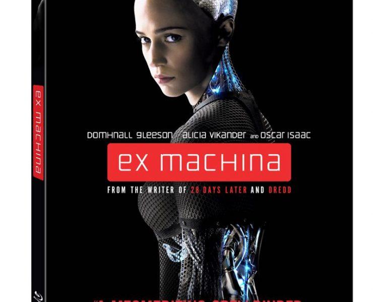 EX MACHINA Bluray (1)