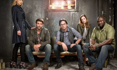 Nora Arnezeder as Chloe Tousignant, James Wolk as Jackson Oz, Billy Burke as Mitch Morgan, Kristen Connolly as Jamie Campbell and Nonso Anozie as Abraham Kenyatta | Zoo