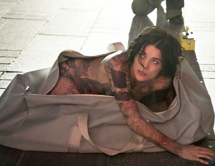 Blindspot Jamie Alexander as Jane Doe