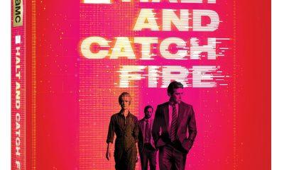Halt And Catch Fire Season 1 Bluray DVD