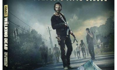 The Walking Dead Season 5 Bluray