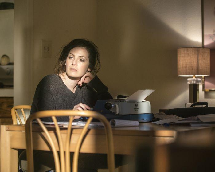 Aleksa Palladino as Sara Wheeler - Halt and Catch Fire _ Season 2, Episode 3 - Photo Credit: Richard DuCree/AMC