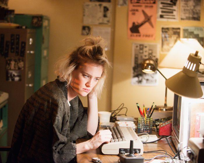 Mackenzie Davis as Cameron Howe - Halt and Catch Fire _ Season 2, Episode 3 - Photo Credit: Richard DuCree/AMC