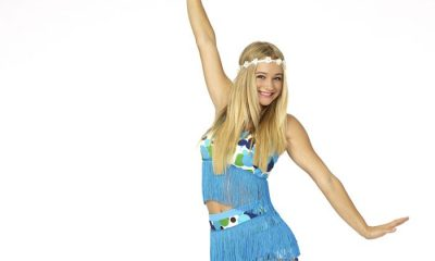 "TEEN BEACH 2 - Disney Channel's ""Teen Beach 2"" stars Mollee Gray as Giggles. (Disney Channel/Bob D'Amico)"