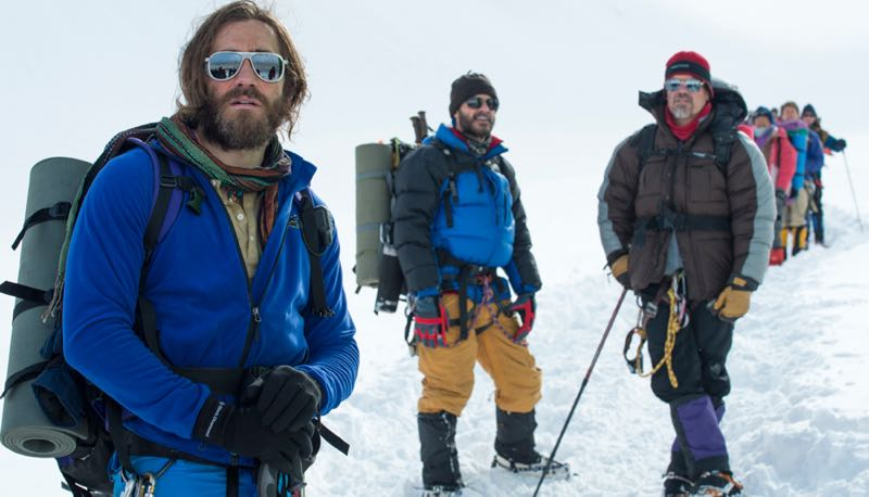 Everest Movie Trailer