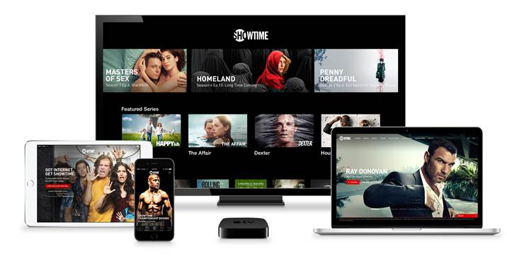 Showtime Apple TV