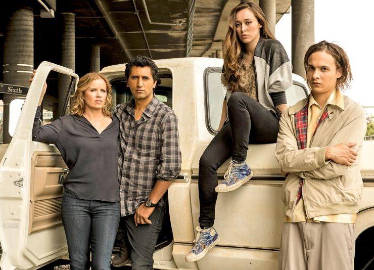 Fear The Walking Dead Cast AMC