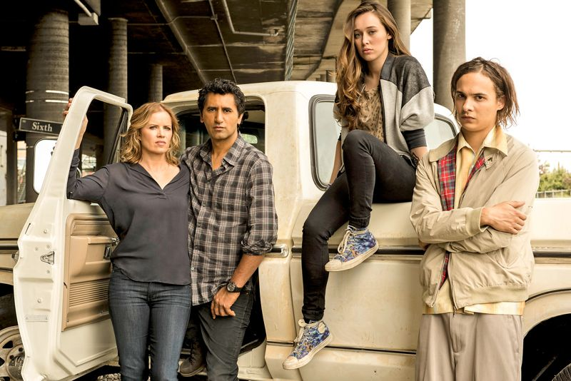Fear The Walking Dead Cast AMC