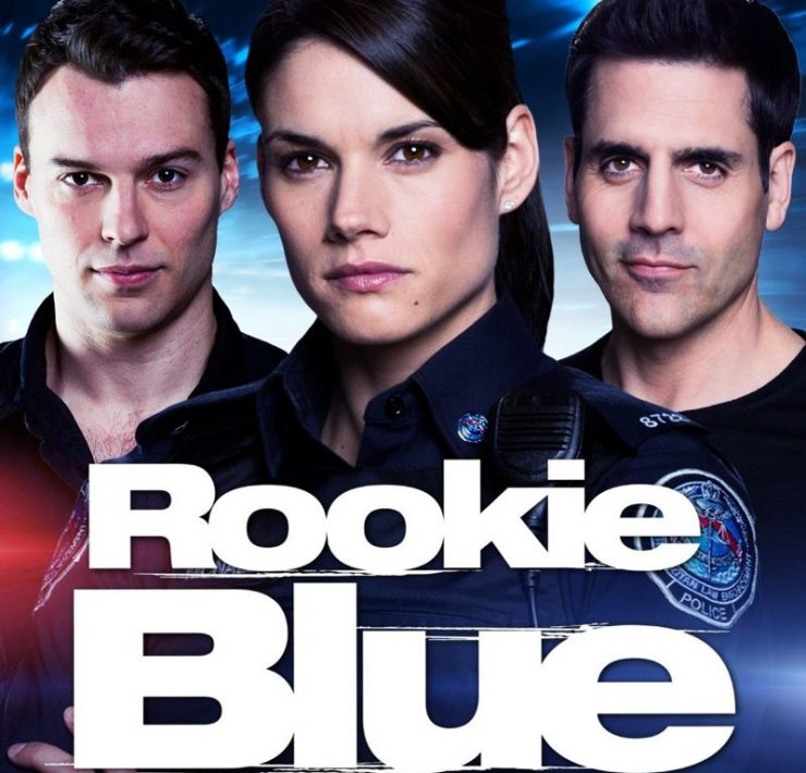 ROOKIE BLUE SEASON FIVE VOLUME ONE DVD
