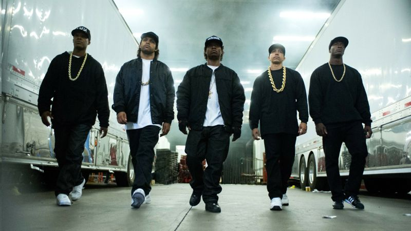 Straight Out Of Compton Movie