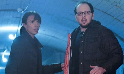 Nina Lisandrello as Tess and Austin Basis as JT | Photo: Ben Mark Holzberg/The CW