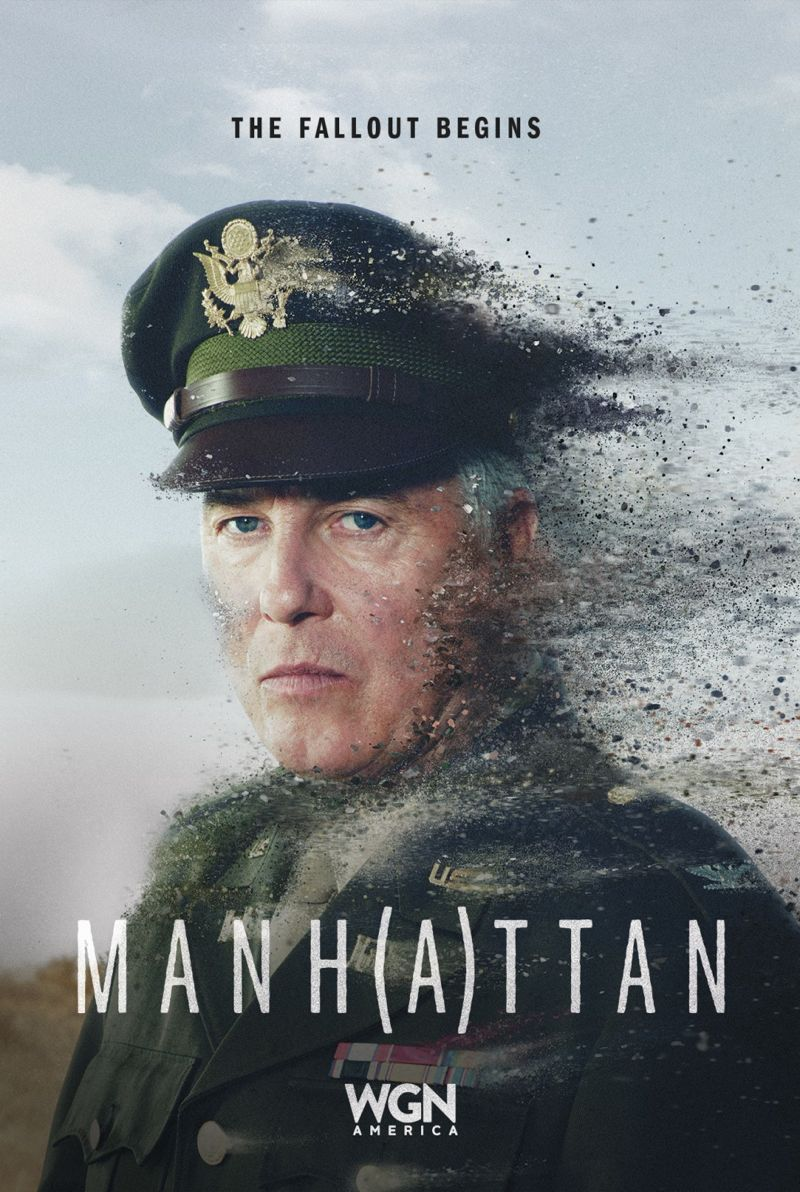 MANHATTAN Season 2 Poster 3