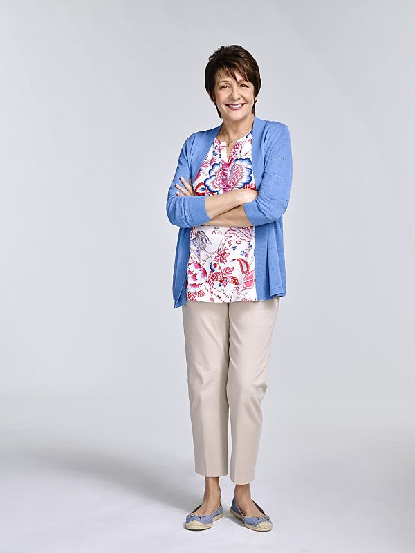 Jane The Virgin -- Image Number: JAV2_Alba_2296_.jpg -- Pictured: Ivonne Coll as Alba -- Photo: Nino Muñoz/The CW -- © 2015 The CW Network, LLC. All rights reserved.