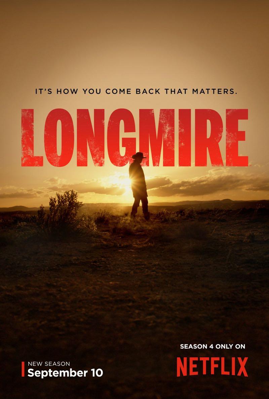 Longmire Season 4 Poster