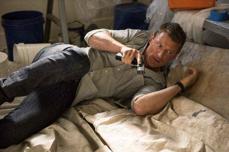 "THE PLAYER -- ""A House is Not a Home"" Episode 106 -- Pictured: Philip Winchester as Alex -- (Photo by: Colleen Hayes/NBC)"