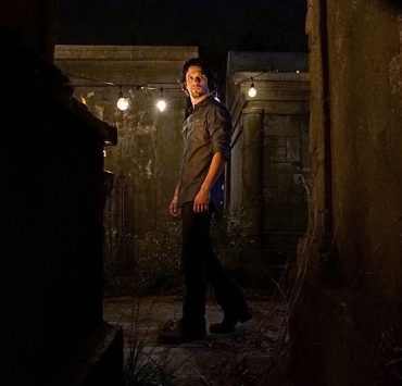 """The Originals -- """"The Axeman's Letter"""" Nathan Parsons as Jackson -- Photo: Annette Brown/The CW"""