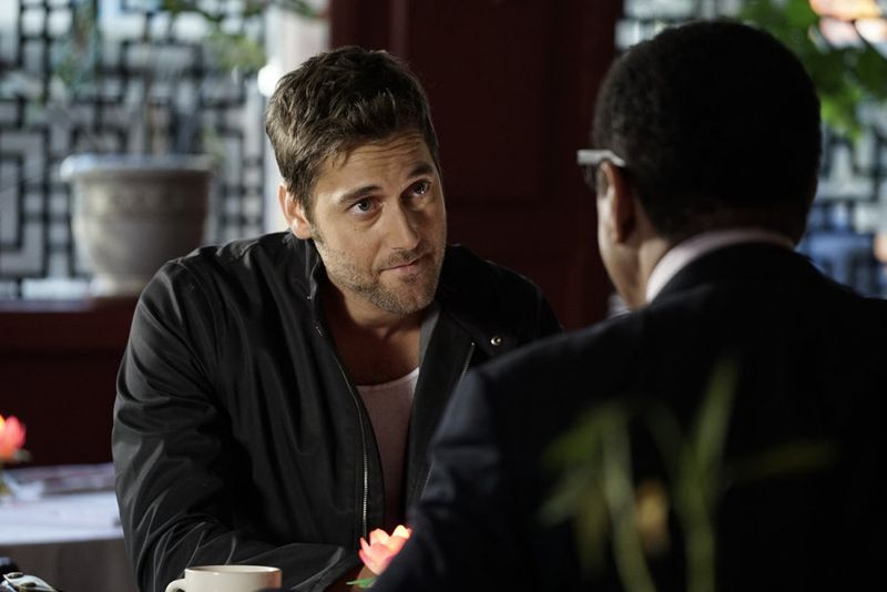 "THE BLACKLIST -- ""Sir Crispin Crandall"" Episode 306 -- Pictured: Ryan Eggold as Tom Keen -- (Photo by: Peter Kramer/NBC)"