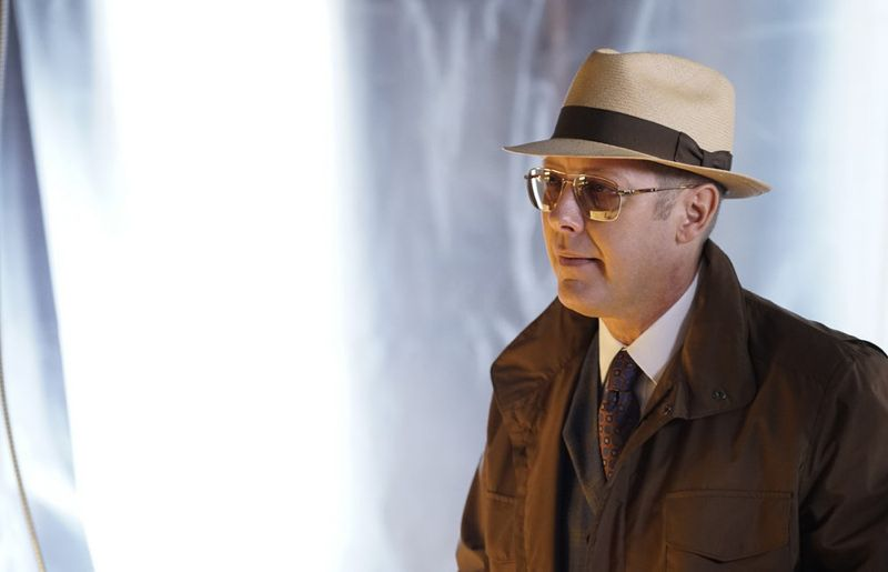 "THE BLACKLIST -- ""Sir Crispin Crandall"" Episode 306 -- Pictured: James Spader as Red Reddington -- (Photo by: Peter Kramer/NBC)"