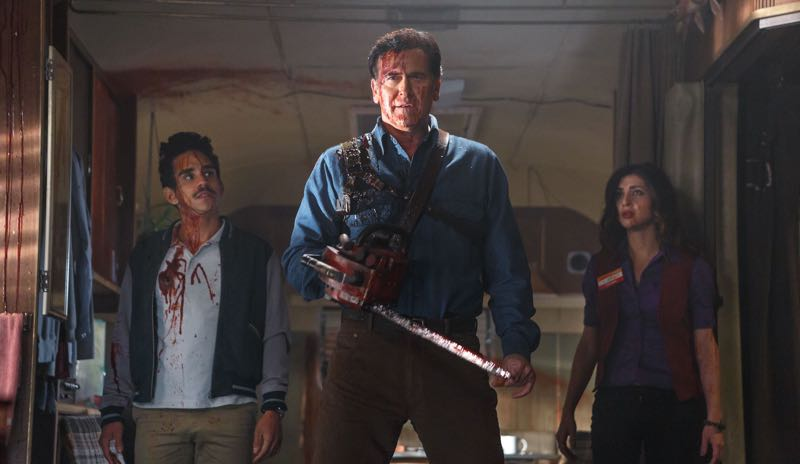 Ash vs Evil Dead