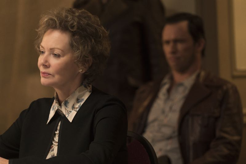 """FARGO -- """"Fear and Trembling"""" -- Episode 204 (Airs November 2, 10:00 pm e/p) Pictured: Jean Smart as Floyd Gerhardt. CR: Chris Large/FX"""