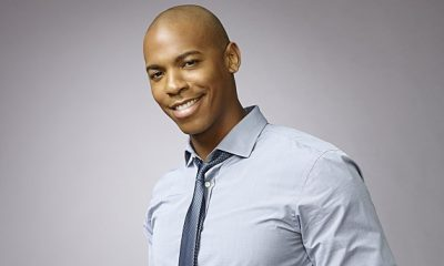 Mehcad Brooks stars as James Olsen Supergirl