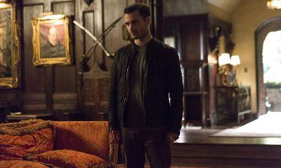 The Vampire Diaries Michael Malarkey as Enzo -- Photo: Eli Joshua/The CW