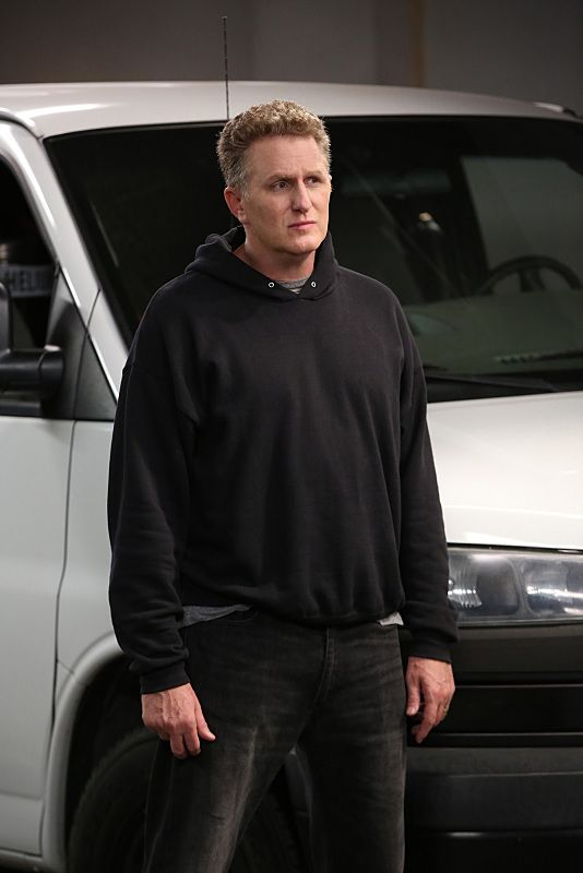 """The Helium Insufficiency"" -- In the midst of a nation-wide helium shortage, Sheldon and Leonard take desperate measures to get the supplies they need, on THE BIG BANG THEORY, Monday, Oct. 26 (8:00-8:30 PM, ET/PT), on the CBS Television Network. Michael Rapaport (pictured) guest stars as Kenny, a black market dealer. Photo: Monty Brinton/CBS ©2015 CBS Broadcasting, Inc. All Rights Reserved"
