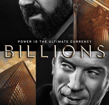 Billions Poster Showtime