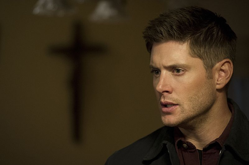 "Supernatural -- ""Form and Void"" (L-R): Jensen Ackles as Dean - Photo: Carole Segal/The CW"
