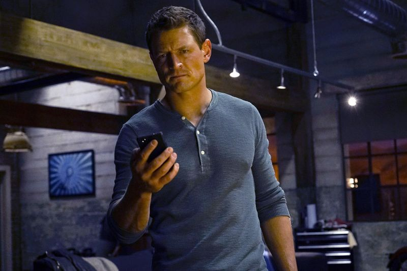 """THE PLAYER -- """"L.A. Takedown"""" Episode 102 -- Pictured: Philip Winchester as Alex -- (Photo by: Vivian Zink/NBC)"""