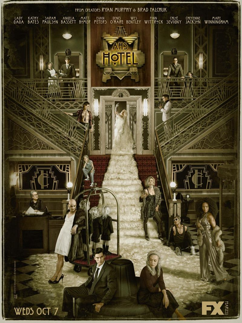 American Horror Story Hotel Poster 6