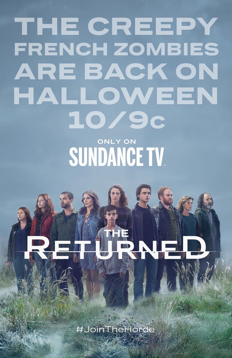 THE RETURNED Season 2 Poster