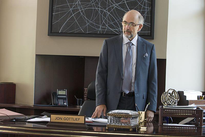 Richard Schiff as Jon Gottlief in The Affair (season 2, episode 6). - Photo: Mark Schafer/SHOWTIME - Photo ID: TheAffair_206_9212