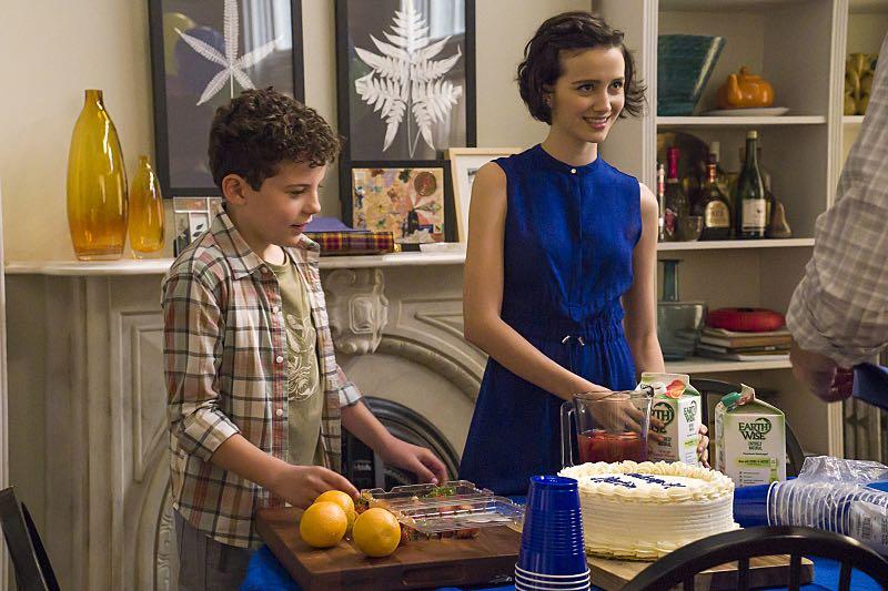 Jadon Sand as Trevor and Julia Goldani Telles as Whitney in The Affair (season 2, episode 6). - Photo: Mark Schafer/SHOWTIME - Photo ID: TheAffair_206_0849