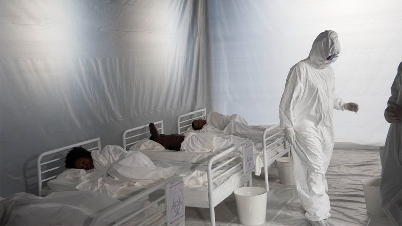 BREAKTHROUGH : FIGHTING PANDEMICS