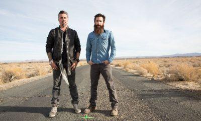 Fast N' Loud | Richard Rawlings (L) and Aaron Kaufman (R)