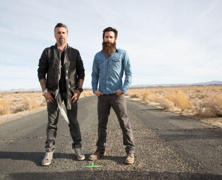 Fast N' Loud   Richard Rawlings (L) and Aaron Kaufman (R)