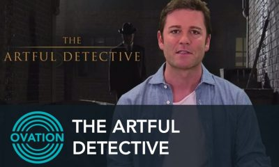 The Artful Detective Ovation